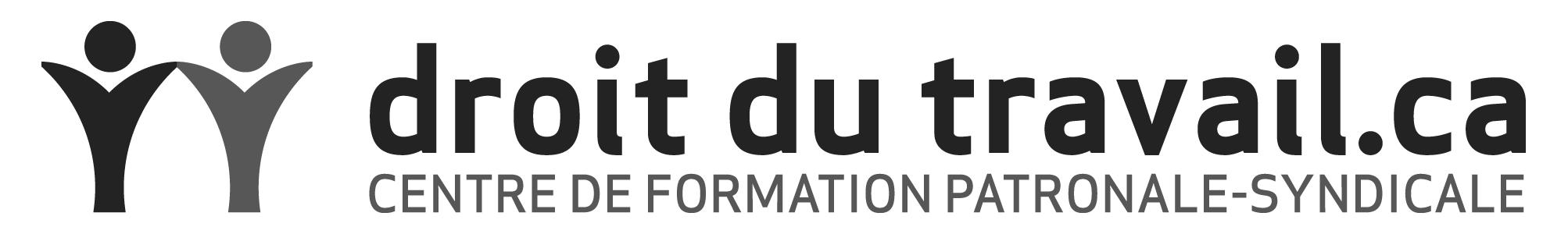 Droitdutravail.ca - centre de formation patronale-syndicale